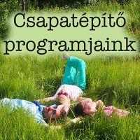 Csapatépítő programok: